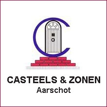 Casteels en Zonen logo